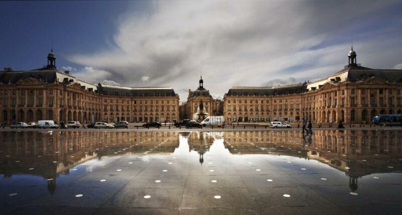 Бордо замок