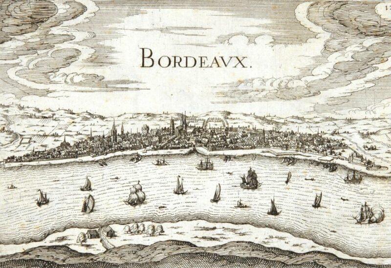 Бордо история