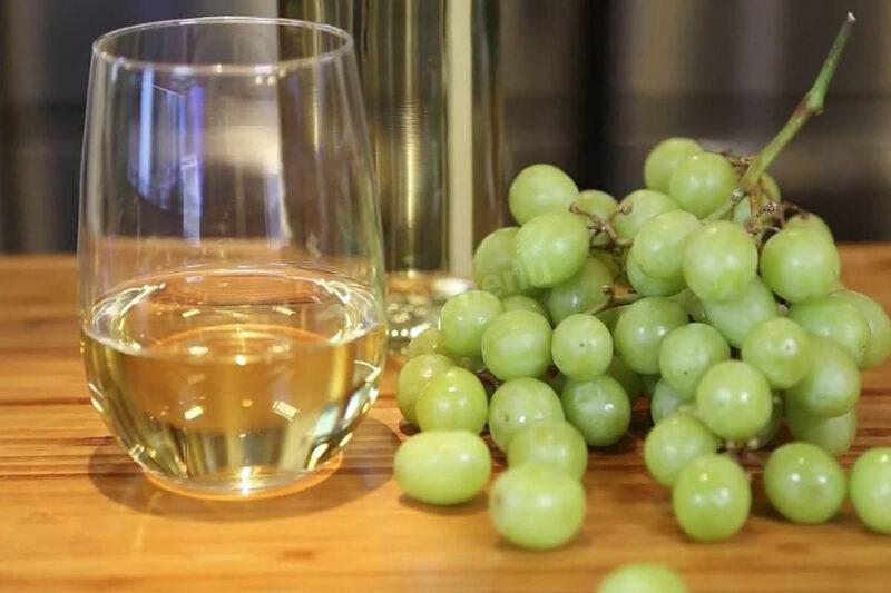 чача и виноград