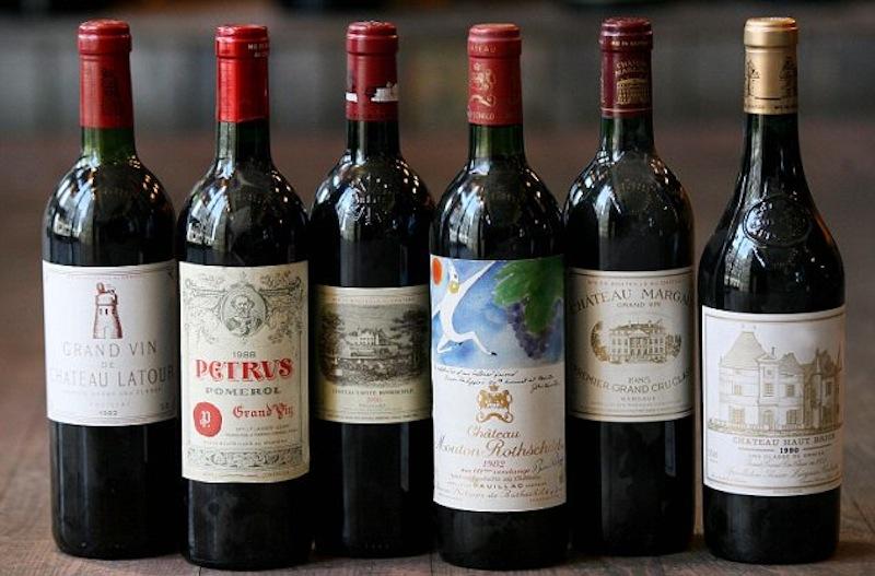 бордо лучшие вина