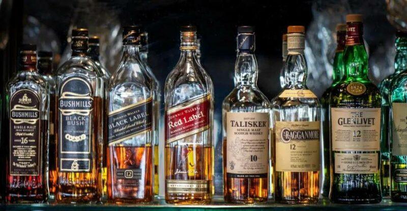 блендовые виски