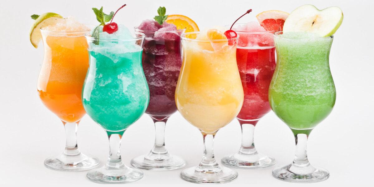 Cocktails base