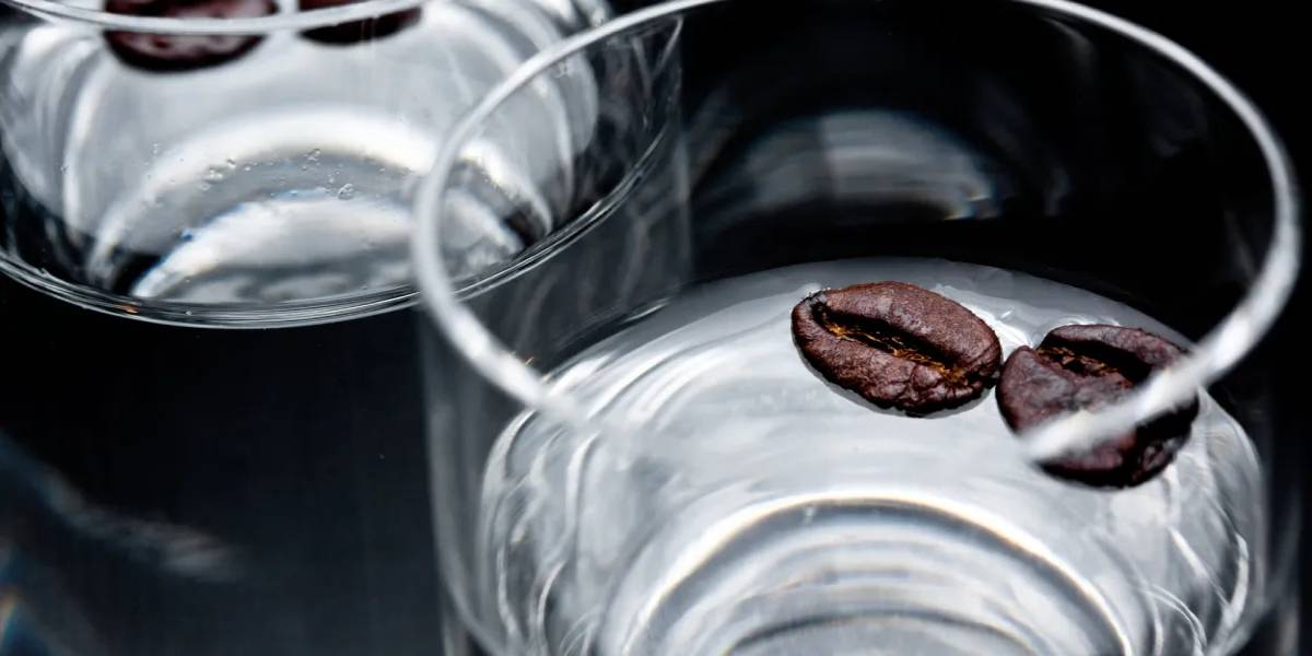 самбука и кофе