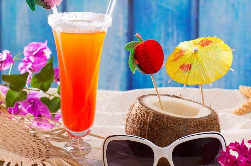 Как приготовить коктейль Секс На Пляже