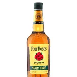 Бурбон 4 розы
