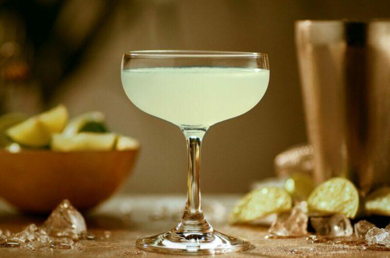 Как приготовить коктейль Дайкири