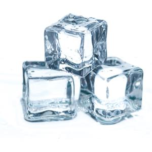 кубики льда