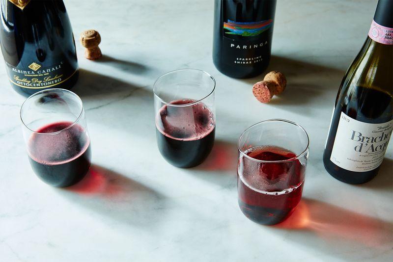 ламбруско стаканы