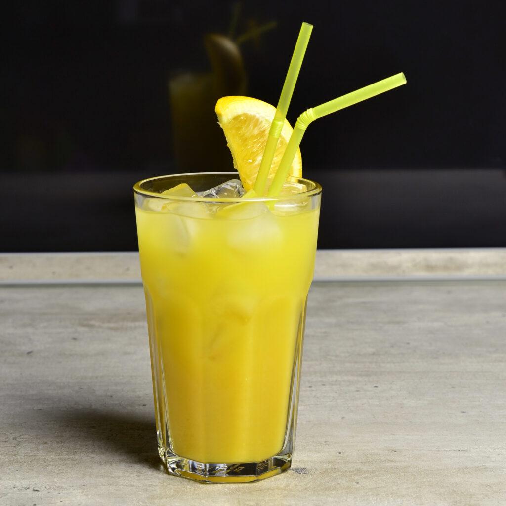 отвертка с апельсином
