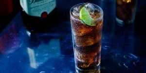 Виски Кола — Любимый Коктейль Битлов