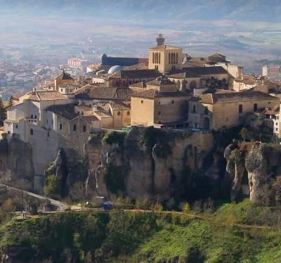 Кастилия ла манча замок