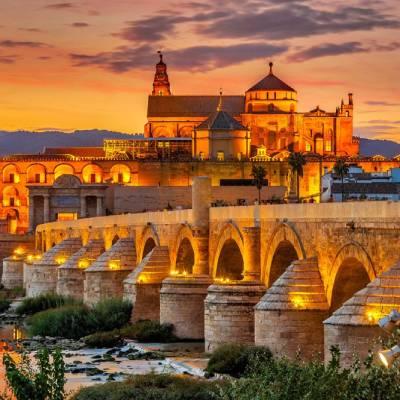 Андалусии замок