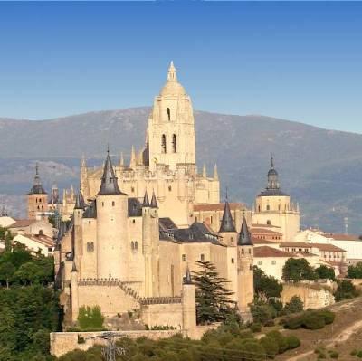 Кастилия и Леон замок