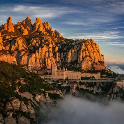Каталония замок