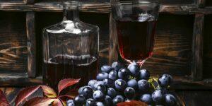 Домашнее вино из винограда — действительно простой рецепт и инструкция