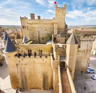 Наварра замок