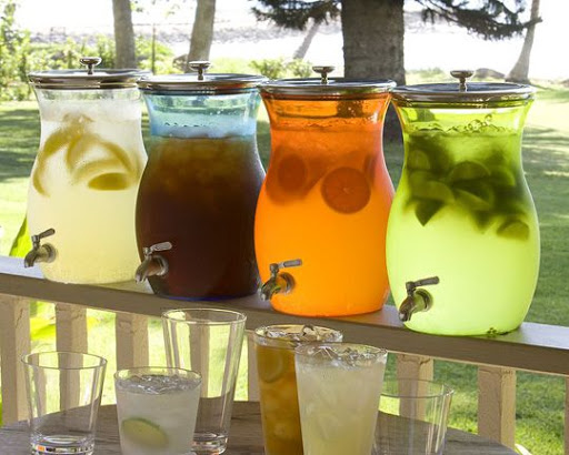 домашний лимонад разновидности