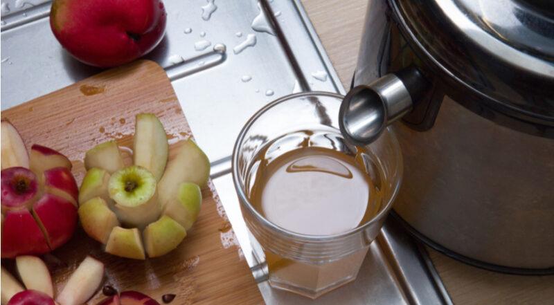 яблочный сок для сидра
