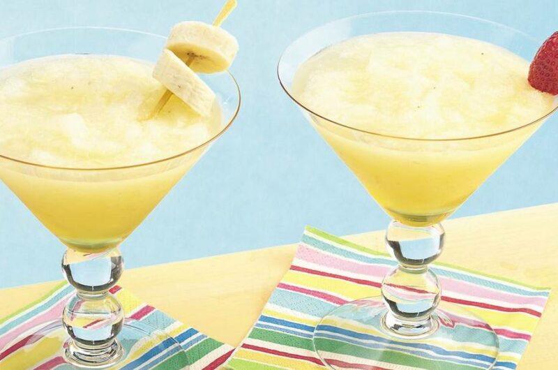 Как приготовить банановый Дайкири