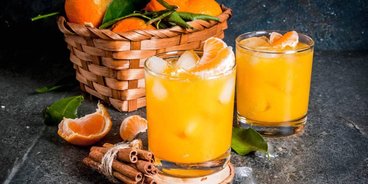 коктейль из чачи Батуми физ