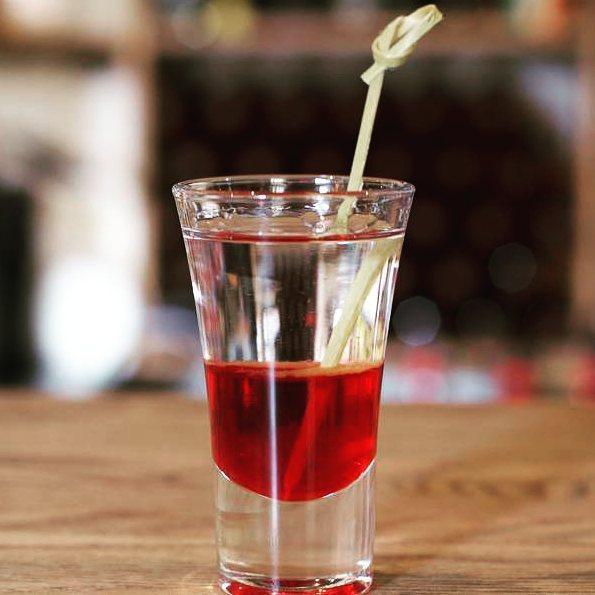 боярский как приготовить шот коктейль