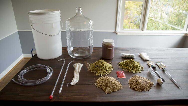 домашнее пиво что нужно для приготовления