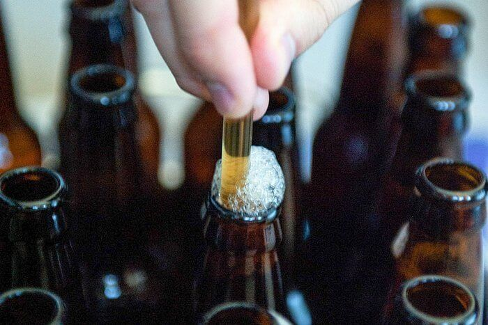домашнее пиво разлив