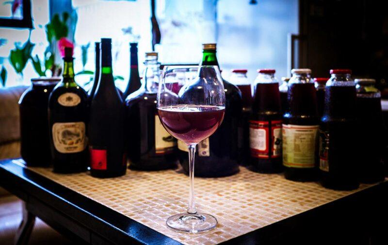 домашнее вино из изабеллы как готовить