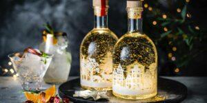 домашний джин в красивой бутылке рецепт приготовления дома