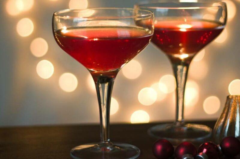 Как приготовить коктейль Гранатовый Тини