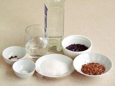 коньяк домашний ингредиенты