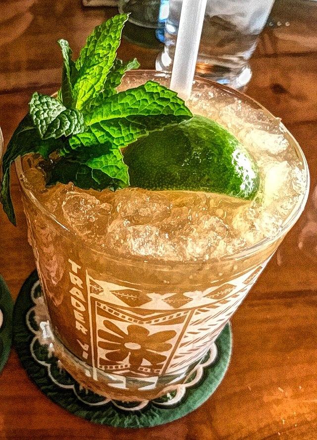 май тай как приготовить коктейль