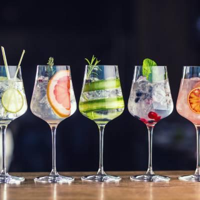 мартини тоник как приготовить коктейль