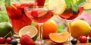 Классический рецепт коктейля Пунш