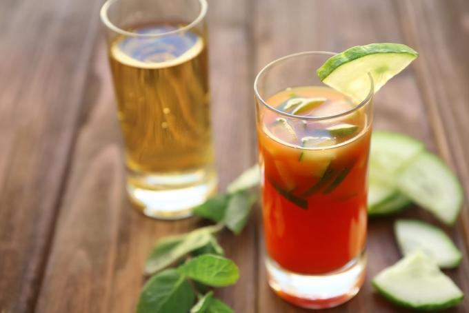 сангрита как приготовить коктейль к текиле