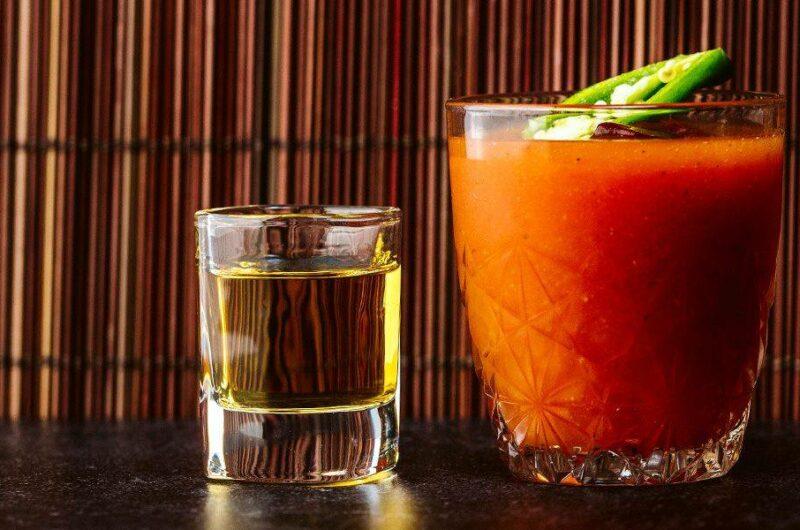 Как приготовить коктейль Сангрита (традиционный способ)