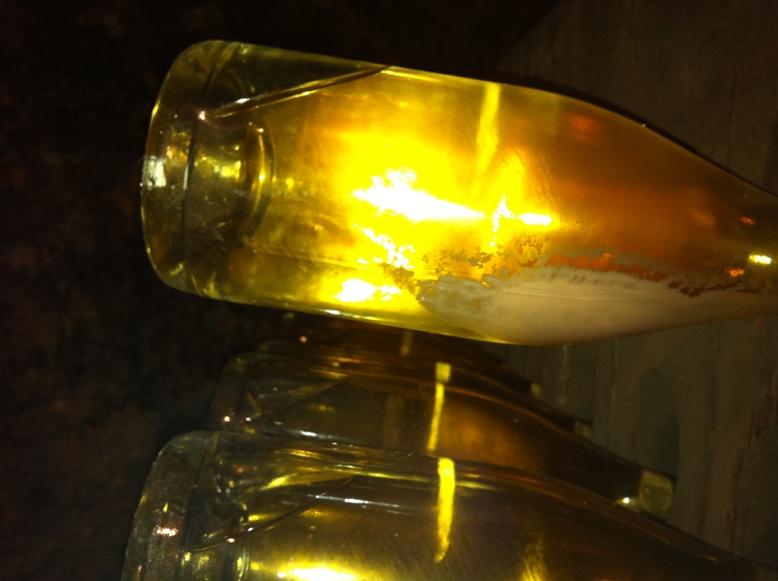 вино из крыжовника снятие с осадка