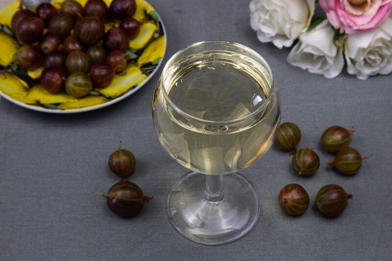 вино из крыжовника как приготовить в домашних условиях