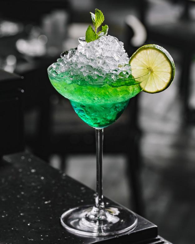 зеленая фея как приготовить коктейль