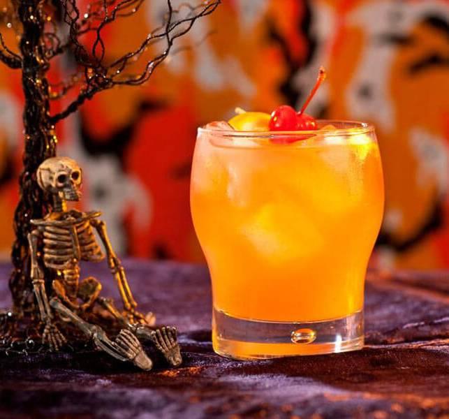 зомби как приготовить коктейль