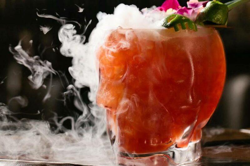 Как приготовить коктейль Зомби