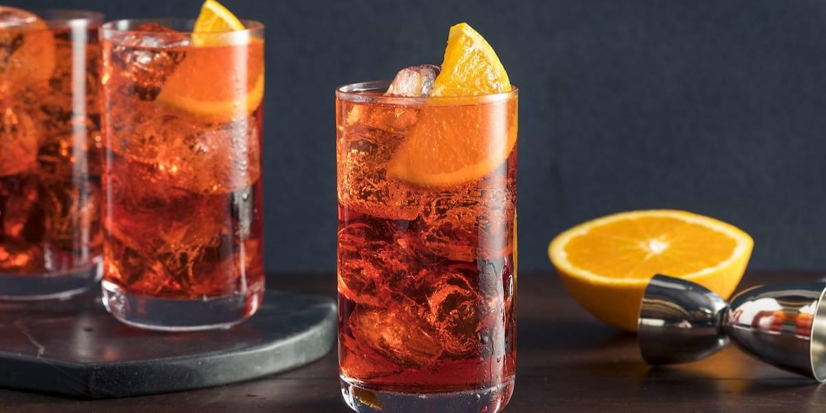 американо рецепт коктейля