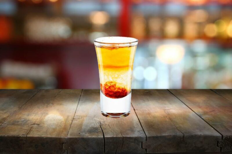Как приготовить коктейль Чивава