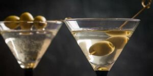 драй мартини рецепт сухого мартини коктейля