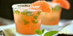 грейпфрутовый мохито рецепт коктейля