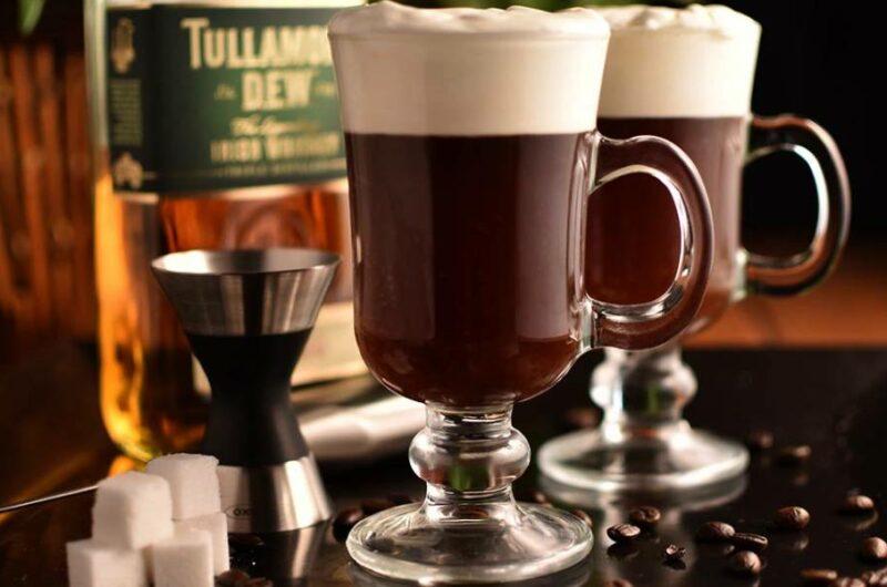 Как приготовить Ирландский Кофе