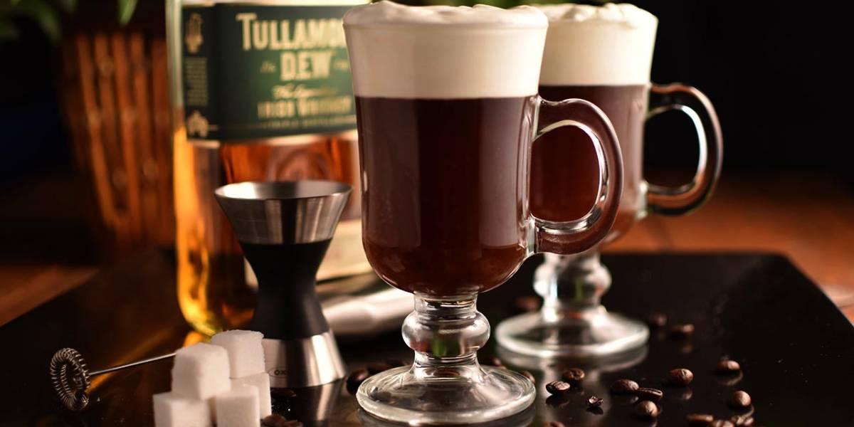 ирландский кофе рецепт напитка коктейля кофе по-ирландски