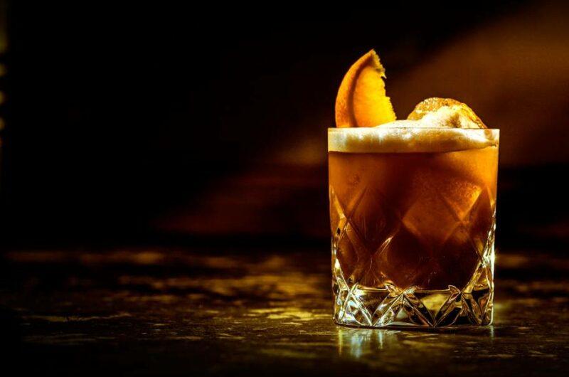 Как приготовить коктейль Егерь Сауэр