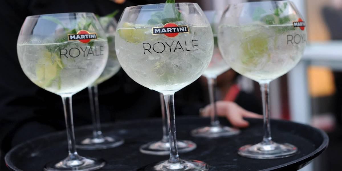 мартини рояль рецепт коктейля