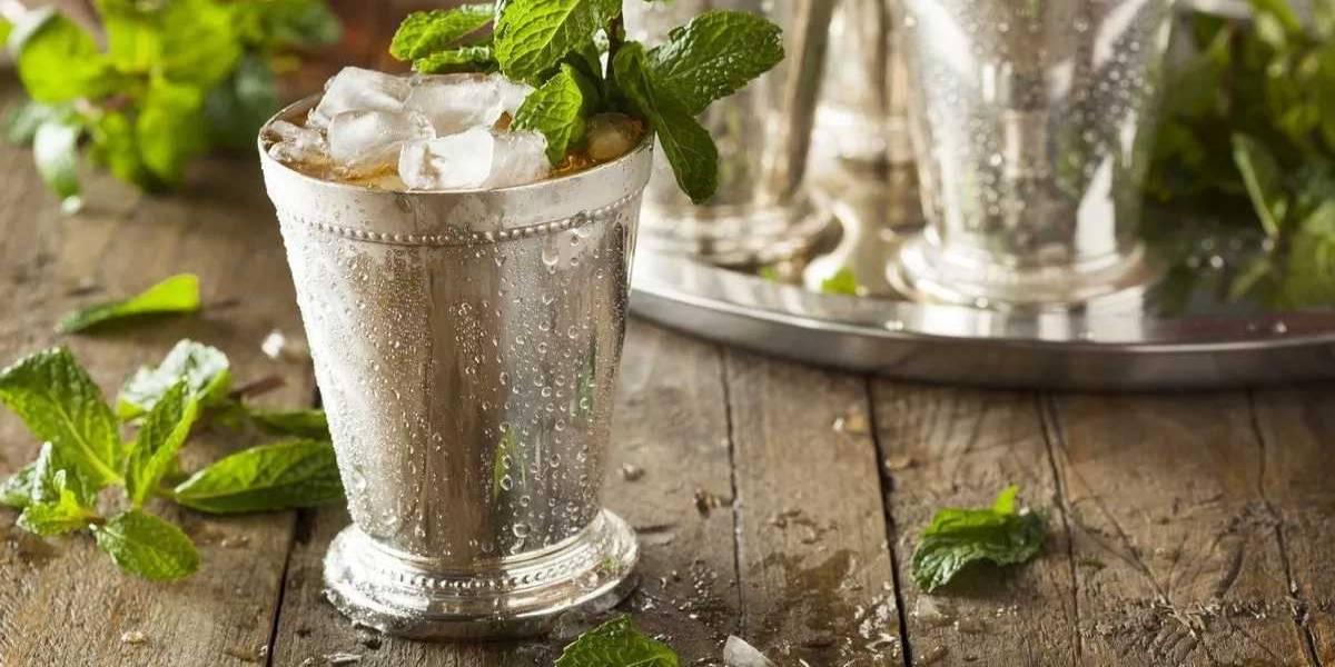мятный джулеп рецепт коктейля